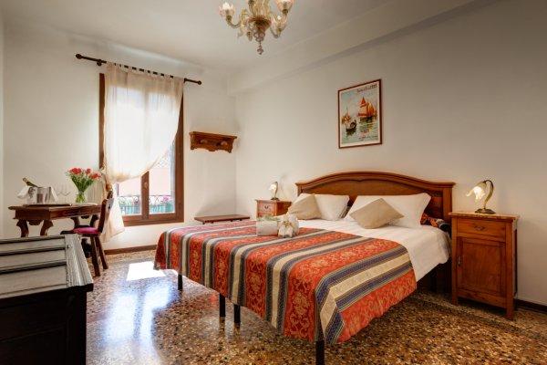 HOTEL SAN SAMUELE Hotel Venice photo n° 487875 - ©HOTEL SAN SAMUELE