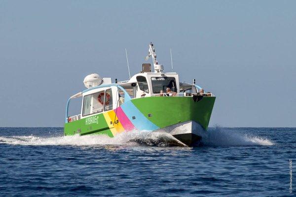 Notre bateau hybride