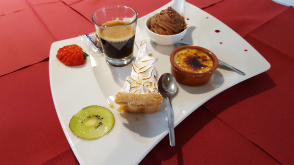 Notre Café Gourmand