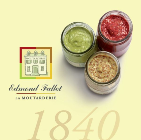 Histoire locale culture la moutarderie fallot beaune 21200 page 1 - Moutarderie fallot visite ...