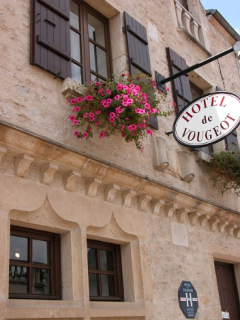 HÔTEL DE VOUGEOT Hébergement Vougeot photo n° 12459
