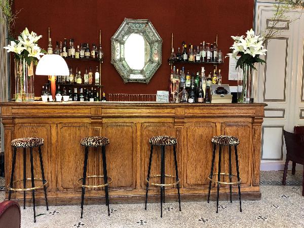 Bar - ©Chateau des Alpilles