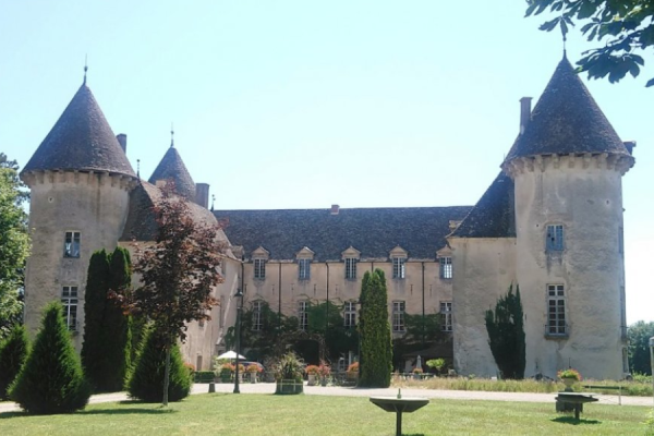 Grand Château - ©Château de Savigny-les-Beaune