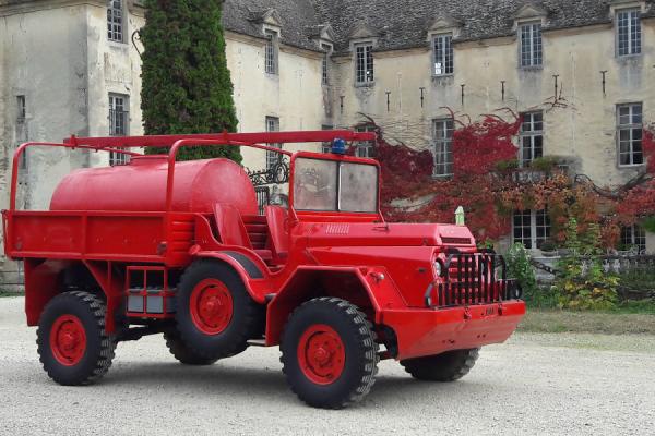 Collection Pompiers - ©Château de Savigny-les-Beaune