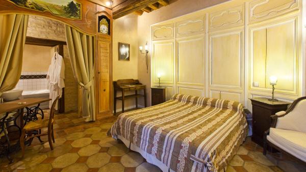 LA BEURSAUDIERE Hôtel Nitry photo n° 190556 - ©LA BEURSAUDIERE