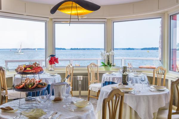 Restaurant vue mer - ©LE GRAND LARGUE