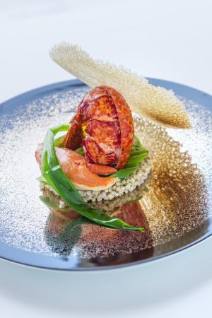 Restaurant homard - ©LE GRAND LARGUE