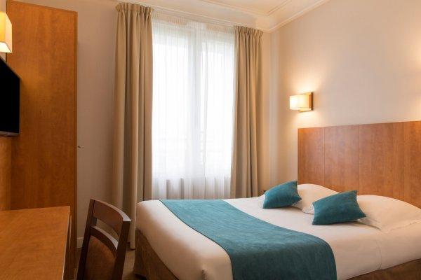 Chambre confort - ©THE ORIGINALS CITY LORIENT - HÔTEL CLÉRIA