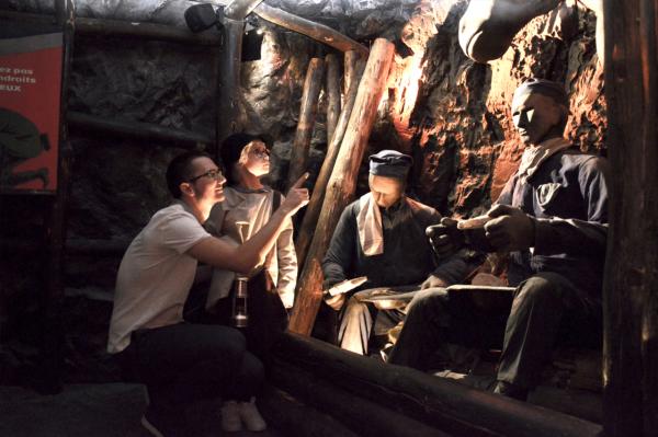 CMF musée mine