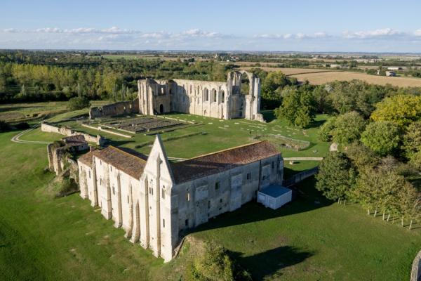 Abbaye de Maillezais - ©ABBAYE DE MAILLEZAIS