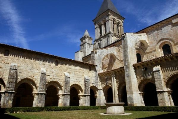 ABBAYE DE NIEUL-SUR-L'AUTISE Abbaye – Monastère – Couvent Nieul-sur-l'Autise photo n° 121600 - ©ABBAYE DE NIEUL-SUR-L'AUTISE