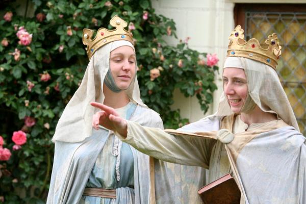 ABBAYE DE NIEUL-SUR-L'AUTISE Abbaye – Monastère – Couvent Nieul-sur-l'Autise photo n° 198695 - ©ABBAYE DE NIEUL-SUR-L'AUTISE