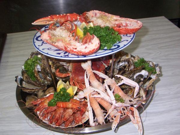LA BISQUINE Cuisine française régionale Noirmoutier-en-l'Ile photo n° 131410 - ©LA BISQUINE