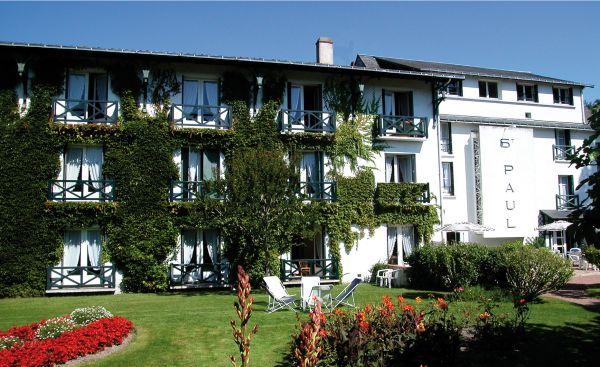 HÔTEL SPA SAINT-PAUL- RESTAURANT L'ANSE ROUGE Hôtel Noirmoutier-en-l'Ile photo n° 6813 - ©HÔTEL SPA SAINT-PAUL- RESTAURANT L'ANSE ROUGE