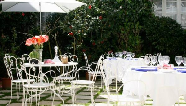 HÔTEL SPA SAINT-PAUL- RESTAURANT L'ANSE ROUGE Hôtel Noirmoutier-en-l'Ile photo n° 168682 - ©HÔTEL SPA SAINT-PAUL- RESTAURANT L'ANSE ROUGE