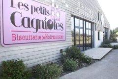 BISCUITERIE DE NOIRMOUTIER LES PETITS CAGNIOTES