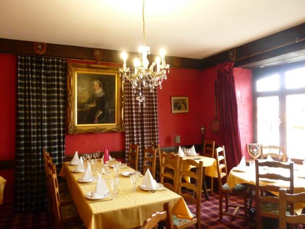 MARIE STUART HÔTEL Cuisine française La Roche-sur-Yon photo n° 168313 - ©MARIE STUART HÔTEL