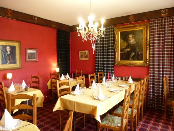 MARIE STUART HÔTEL Cuisine française La Roche-sur-Yon photo n° 168314 - ©MARIE STUART HÔTEL