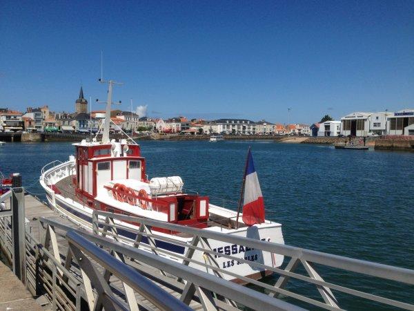 bateau la Messaline - ©BATEAU LA MESSALINE