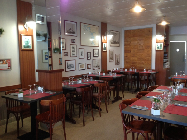 LA MOULERIE DE LA GARE Restaurant fruits de mer – Poissons Saint-Gilles-Croix-de-Vie photo n° 165454 - ©LA MOULERIE DE LA GARE
