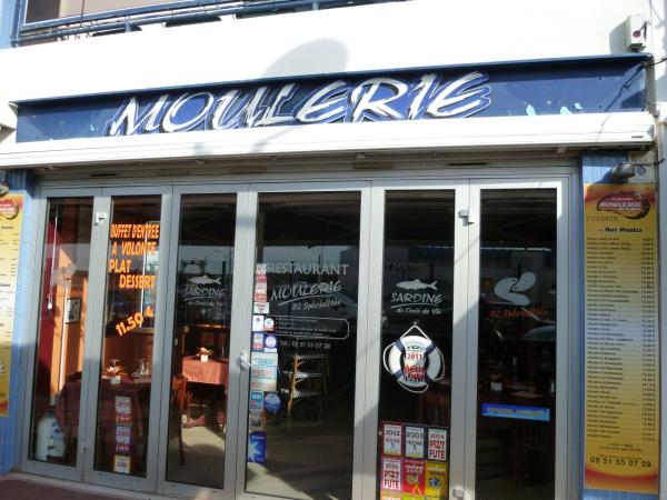 Restaurant La Moulerie De La Gare Saint Gilles Croix De Vie