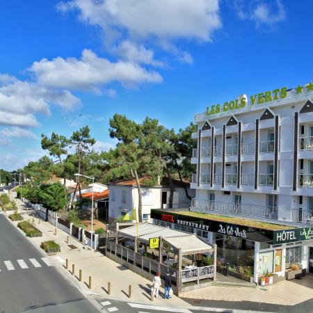 HÔTEL LES COLS VERTS Hôtel La Tranche-sur-Mer photo n° 227689 - ©HÔTEL LES COLS VERTS