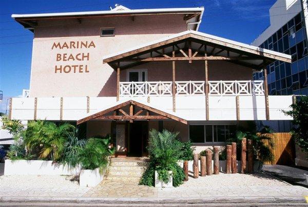 MARINA BEACH HOTEL Résidence hôtelière Noumea photo n° 163770 - ©MARINA BEACH HOTEL