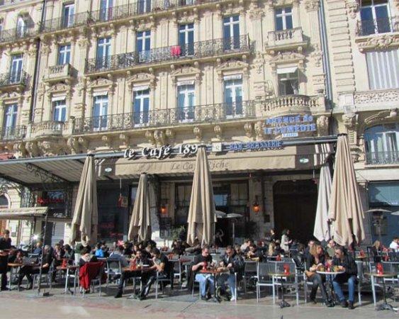 CAFÉ RICHE Bar – Café Montpellier photo n° 142863 - ©CAFÉ RICHE