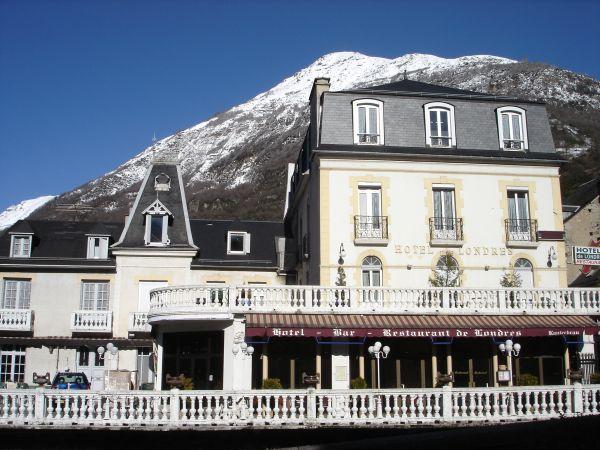 HÔTEL DE LONDRES Hôtel Luz-Saint-Sauveur photo n° 2153 - ©HÔTEL DE LONDRES