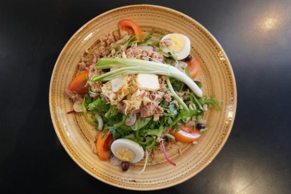 Salade niçoise - ©LE SAFARI