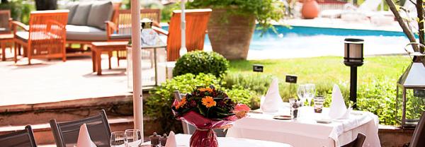 LA TABLE DU CANTEMERLE Restaurant d'hôtel Vence photo n° 145350 - ©LA TABLE DU CANTEMERLE