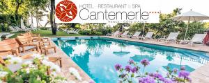 HOTEL RESTAURANT & SPA CANTEMERLE ****