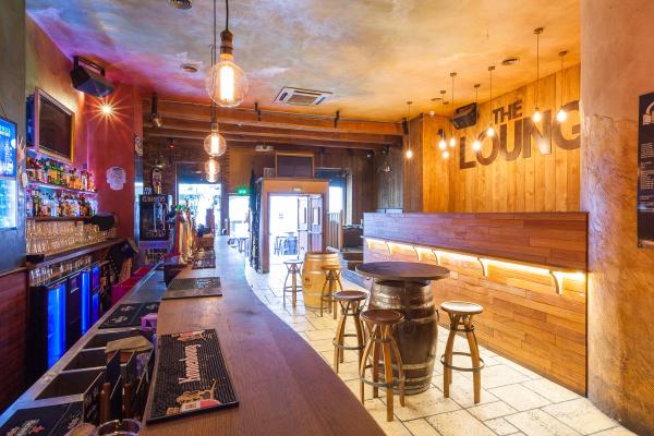 bar intérieur - ©MORRISON'S LOUNGE