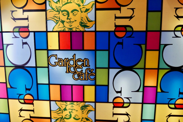 GARDEN ICE CAFÉ - ©GARDEN ICE CAFÉ