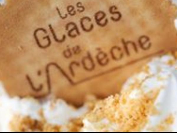 LOGO GLACES DE L'ARDECHE - ©Les Glaces de L'Ardèche