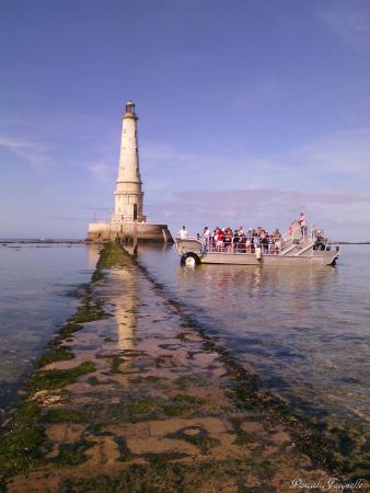VEDETTE LA BOHEME II ET LA BOHEME III Visites - Points d'intérêt Le Verdon-sur-Mer photo n° 209955
