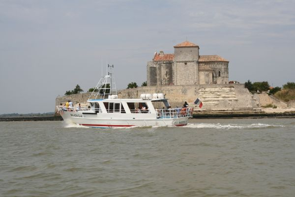 VEDETTE LA BOHEME II ET LA BOHEME III Visites - Points d'intérêt Le Verdon-sur-Mer photo n° 5122