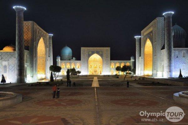 Reguistan - ©OLYMPIC TOUR SERVICE