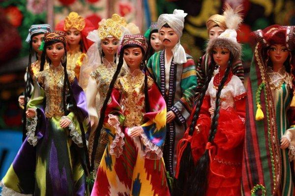 poupees ouzbek - ©OLYMPIC TOUR SERVICE