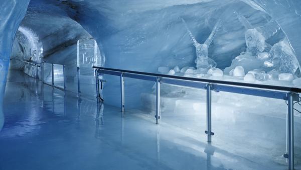 Ice Palace - ©JUNGFRAUJOCH