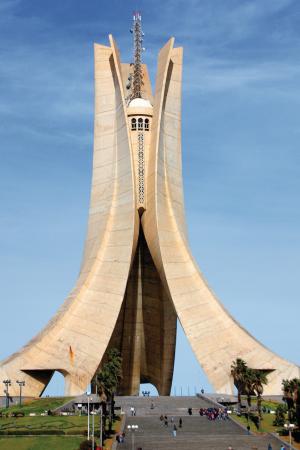 Yahia LOUKKAL - F... - ©MAQAM ECHAHID / MONUMENT AUX MARTYRS