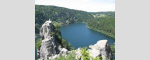 Terrasses du Lac Blanc