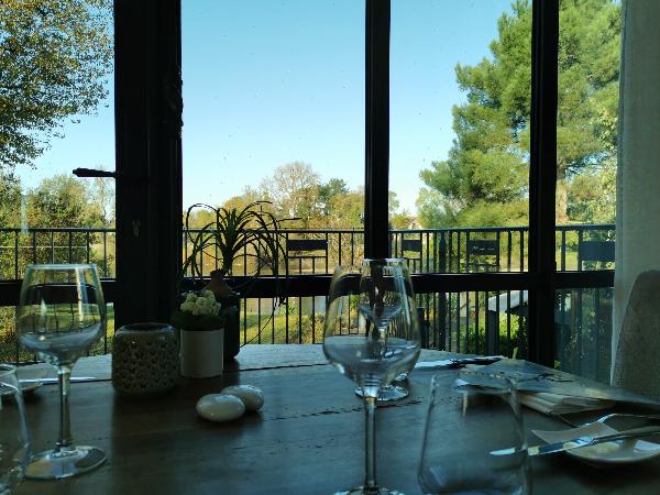 La Salle du Restaurant - ©Le Bosquet