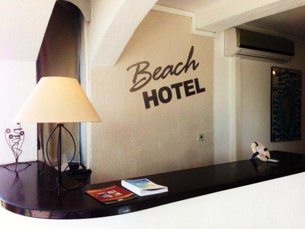 BEACH HÔTEL Hôtel Propriano photo n° 202695 - ©BEACH HÔTEL