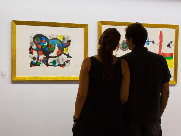 Art contemporain - ©POBLE ESPANYOL