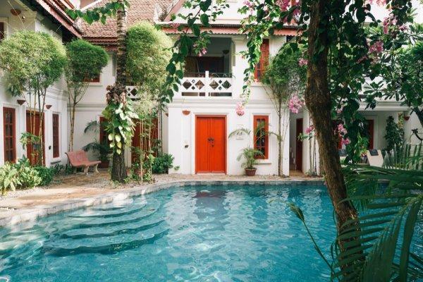 Pool Hotel - ©RAMBUTAN HOTEL AND RESORT SIEM REAP