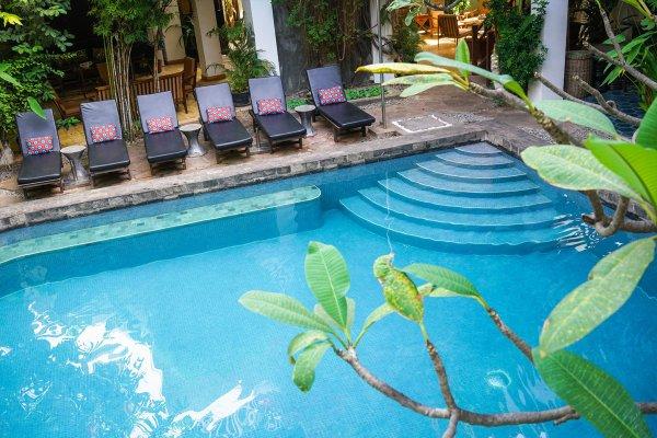 Pool Resort - ©RAMBUTAN HOTEL AND RESORT SIEM REAP
