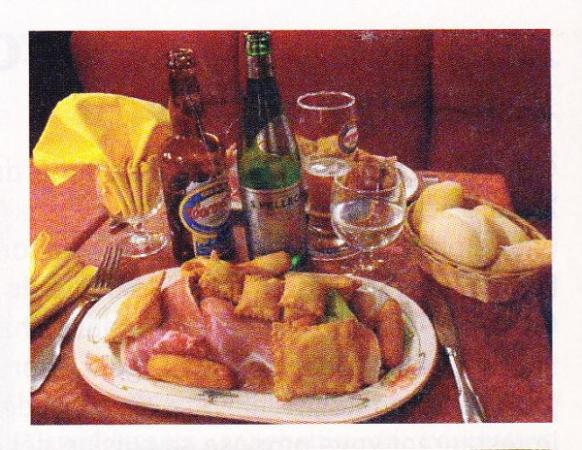 LE FAMEUX CAFÉ DU LYCÉE Cuisine française Gap photo n° 39717 - ©LE FAMEUX CAFÉ DU LYCÉE