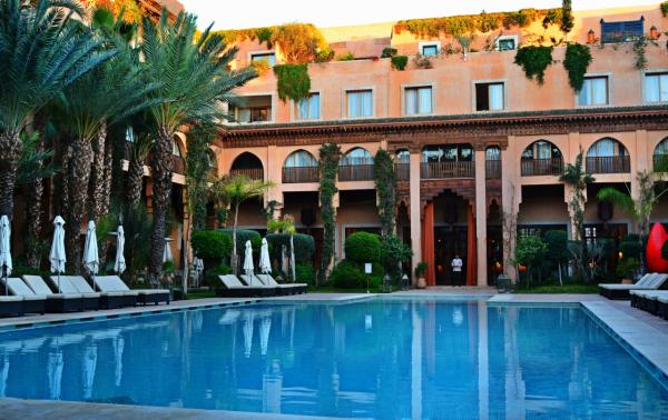les jardins de la koutoubia h tel marrakech. Black Bedroom Furniture Sets. Home Design Ideas