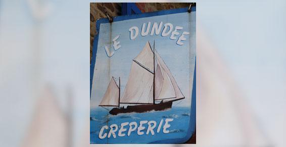CRÊPERIE LE DUNDEE Crêperie Paimpol photo n° 89392 - ©CRÊPERIE LE DUNDEE